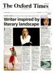 Writer inspired by literary landscape | The Oxford Times | 24th January 2019