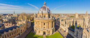 Oxford, my literary escape.